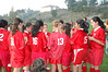 Montclair Soccer Club's Yo Mamas (Red Devils) celebrate after winning the U14G Gold Flight of the JLYSSL End-of-Season Tournament  on Nov. 19, 2006.