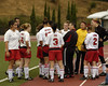 U19 Alameda Flash vs. Montclair Clippers on September 22, 2007.