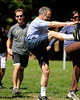 Montclair Soccer Club coaching clinic