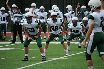 Germantown Academy football takes on Bishop Shanahan