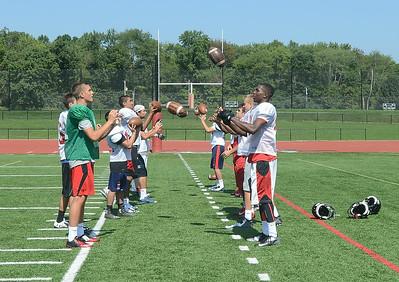 Germantown Academy kicks off Pre-Season Football