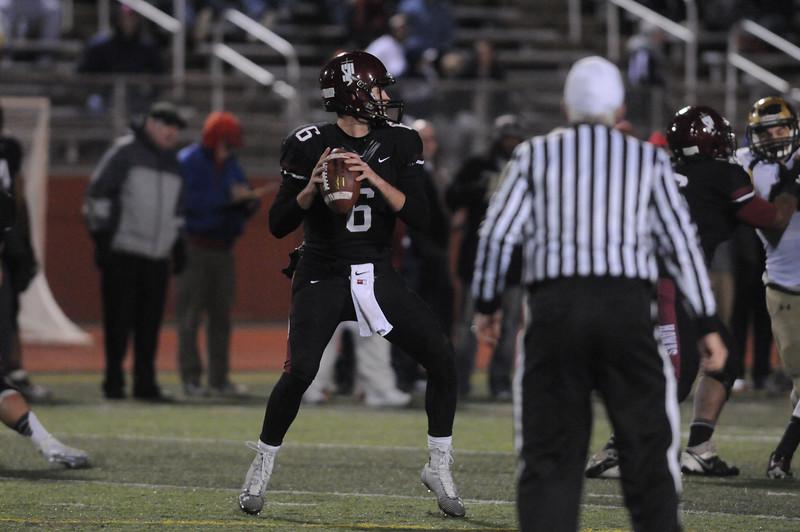 TGene Walsh — The Times Herald LaSalle College High School football takes on St. Joe's Prep at Northeast High School November 14, 2014