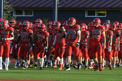 Plymouth Whitemarsh Colonial football hosts Souderton