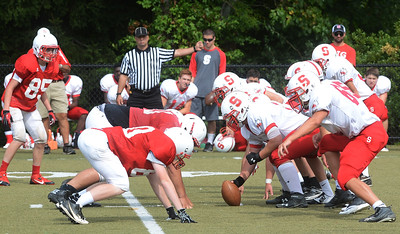 Souderton Scrimmage against Upper Dublin