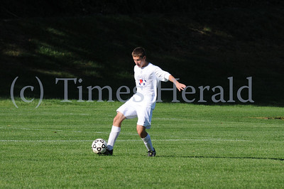 LaSalle hosts Archbishop Carroll's boys soccer