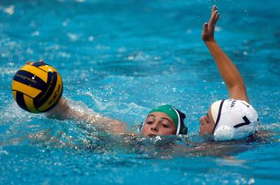 Monterey vs Salinas Water Polo - 102213