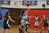 Monticello vs. Burke Girls Basketball : Burke defeats Monticello in a hard-fought non-league girls basketball game. Burke's Casey Undersinger leads all scorers with 18. Monticello's Shamira Moore scored 12.