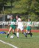 Monticello vs Eldred Girls Soccer : Monticello gets two goals each from Annie Purcell and Jordan Fredell to down Eldred 4-0 in opening round of the  Monticello Tournament