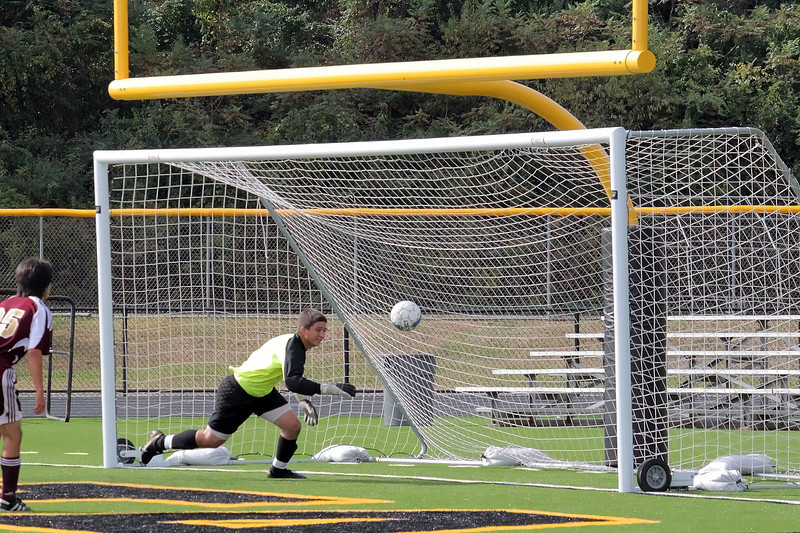 A goal by Tyler.
