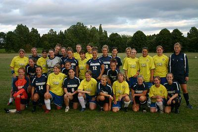 Moravian Soccer