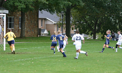 2006_09_30 Moravian vs Juniata