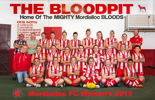 Mordialloc FC Team Photos