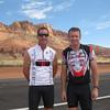 Sean Hawes and Paul Bracken of Team Red Rock