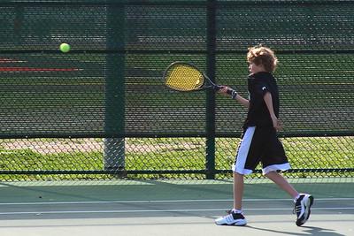 More tennis for Trevor