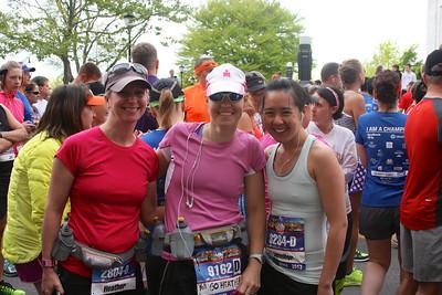 Heather Cap City Half Marathon