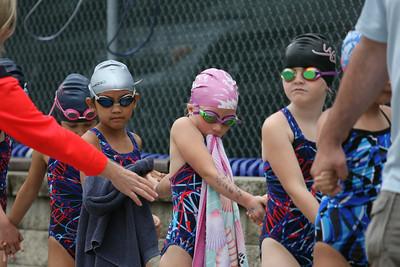 Jack, Nia, Riley Swim Meet June 21, 2014
