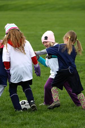 Morgan Girls Soccer