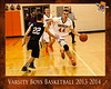 16x20 Varsity Boys Basketball 2014