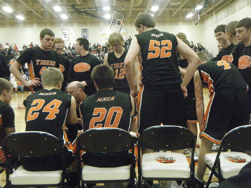 """Morris Area High School Tigers 2011 (March) Throwback Game<br /> <a href=""""https://youtu.be/iXhKejQneew"""">https://youtu.be/iXhKejQneew</a>"""