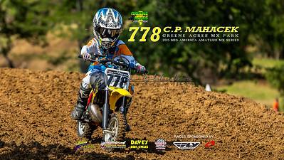 778 C P  MAHACEK