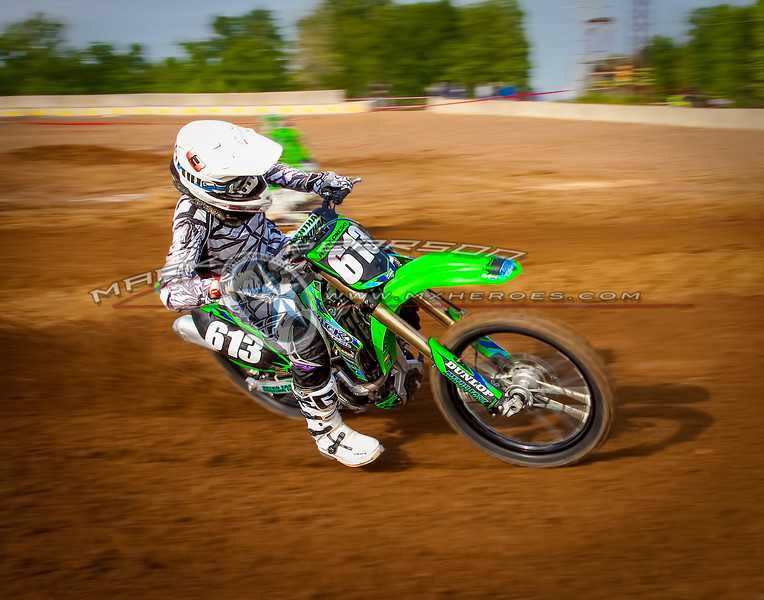 Ryan O. at Podium Motoplex (2012 Mid-East Area Qualifier for LL)