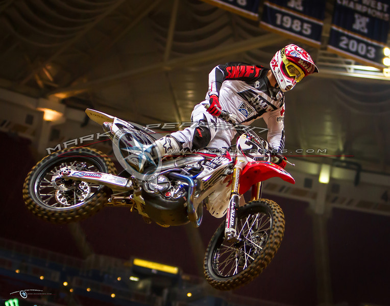 Chad Reed St. Louis SX 2011