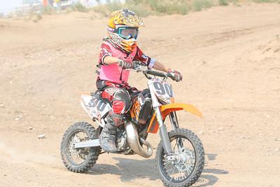 Rhett Meier of Alliance in race number five.