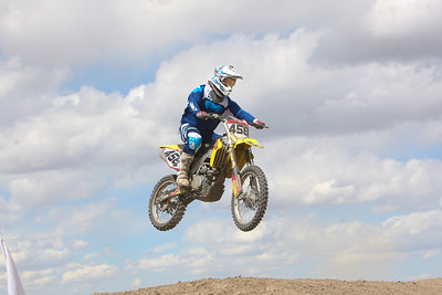 Gering's David Sheldon places 6th in the 450 B class