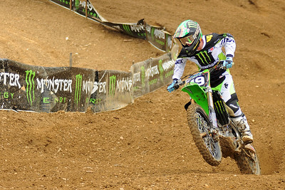 Weimer going 2-1 gets a tough overall win where conditions were drastically different for his motos.