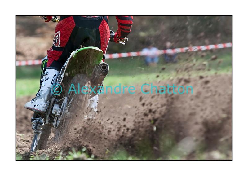 Motocross à Siviriez