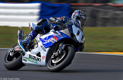 Matt Mladin, 2006 AMA Superbike Racing, Mid Ohio Raceway, Lexington, OH