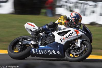 AMA Superbike racing #3, Mid-Ohio Raceway, OH, 2006