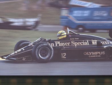 British GP 1985