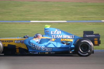 F1 Testing Sept 06