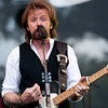 June 3, 2012; Detroit, MI, USA; Recording artist Ronnie Dunn performs before the Chevrolet Detroit Grand Prix at Belle Isle. Mandatory Credit: Tim Fuller-US PRESSWIRE