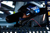 June 15, 2012; Brooklyn, MI, USA; NASCAR Sprint Cup Series driver Jimmie Johnson (48) during practice for the Quicken Loans 400 at Michigan International Speedway Mandatory Credit: Tim Fuller-US PRESSWIRE