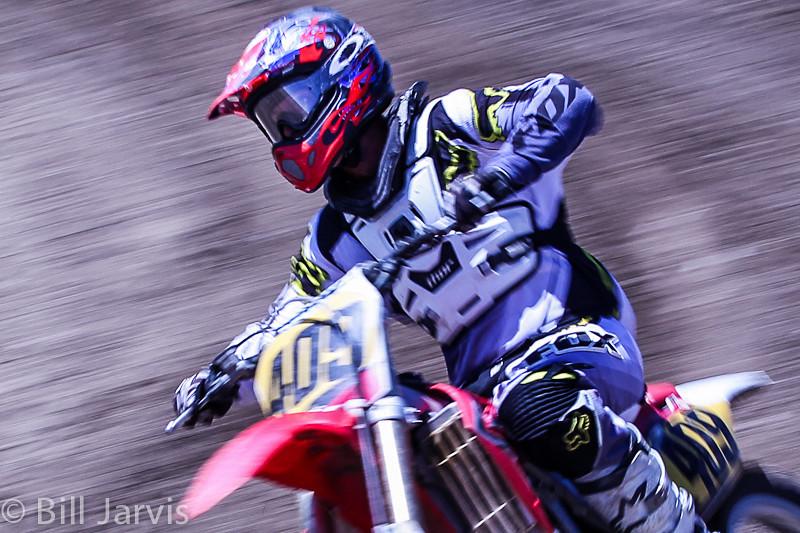 Motocross at Aztec Raceway
