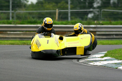Dillon Lyncy & Aaron Galligan, Cloncilla, Baker R1, Sidecar Practice.
