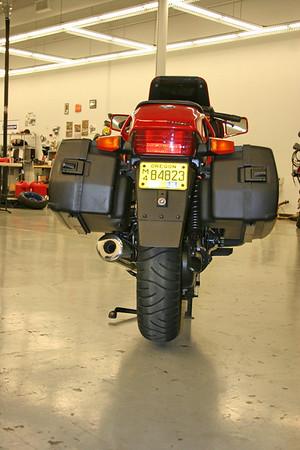 K1100RS-Rear