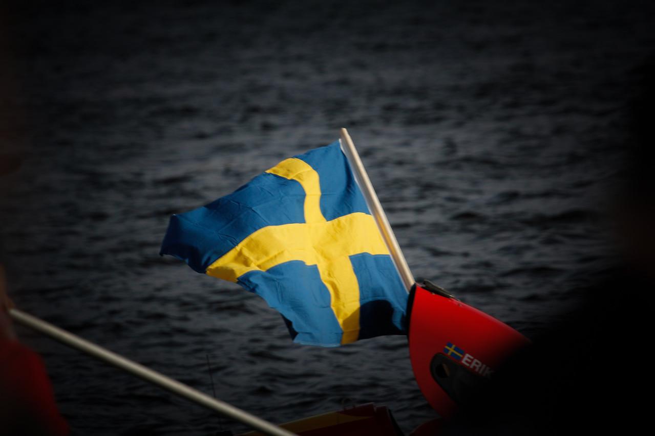 Sweden :-).