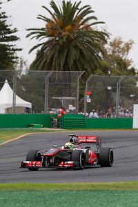 F1 Australian Grand Prix 16 March 2013