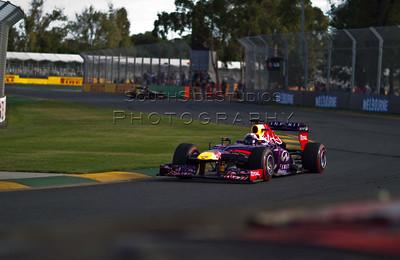 F1 Australian Grand Prix 15 March 2013