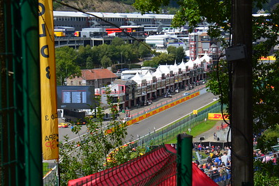 2014 F1 Shell Belgian Grand Prix Circuit de Spa-Francorchamps