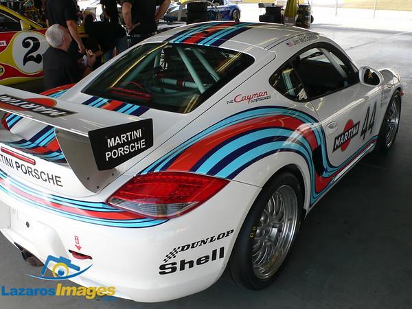 , HSR Porsche Cayman Series, HSR