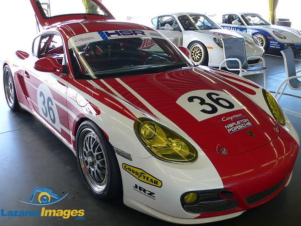 Porsche Cayman Series, HSR Porsche Cayman Series, HSR