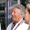 The legend, Mario Andretti.