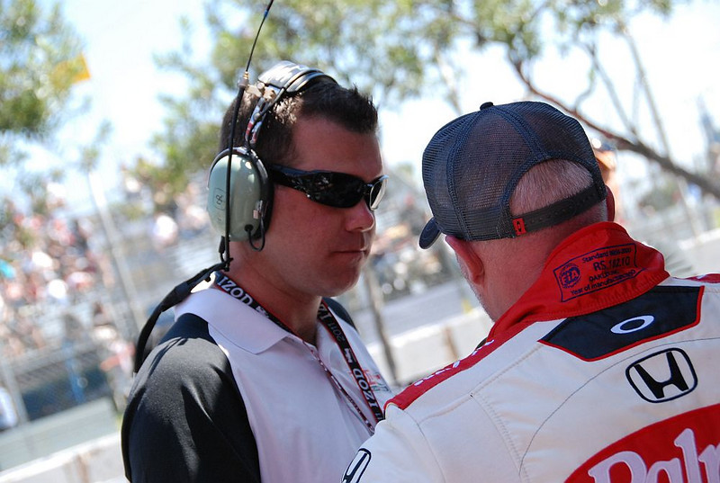 Jake Query queries Paul Tracy