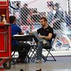Newman/Haas driver James Hinchcliffe