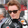 Race winner Mike Conway