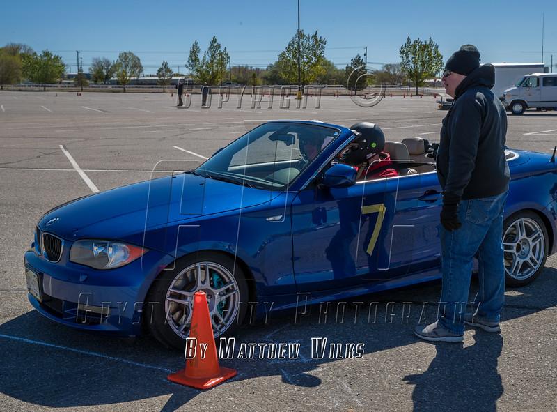 Rio Grand Region SCCA Chapter.  Event #3. McGee Park, Farmington, NM.  April 30, 2017.